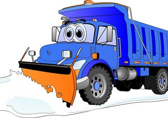 Snow Removal Please keep roads and turn around clear of vehicles or obstructions